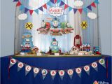 Thomas and Friends Birthday Party Decorations Thomas and Friends Inspired Birthday Styling the Moment