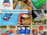 Thomas and Friends Birthday Party Decorations Thomas and Friends themed Birthday Party Pocketful Of