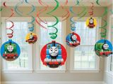 Thomas and Friends Birthday Party Decorations Thomas Friends Birthday Party Supplies Swirl
