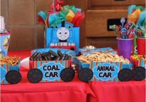 Thomas the Tank Birthday Decorations 17 Best Images About Second Birthday Ideas On Pinterest