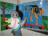 Thomas the Tank Birthday Decorations Thomas the Tank Engine Birthday Party Kids Birthday Parties