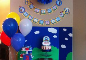 Thomas the Tank Birthday Decorations Thomas the Tank Engine Party Izzy Would Love This Maybe