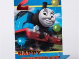 Thomas the Train Birthday Card Printable 2nd Birthday Card Thomas the Tank Engine Only 99p