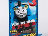 Thomas the Train Birthday Card Printable 3rd Birthday Card Thomas the Tank Engine Only 99p