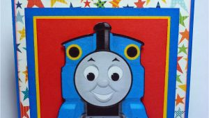 Thomas the Train Birthday Card Printable Jamiek711 Designs 100th Blog Post Blog Hop Winner and