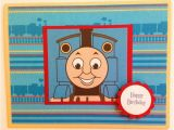 Thomas the Train Birthday Card Printable Thomas the Train Birthday Card Train Birthday Card Boys