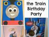 Thomas the Train Birthday Card Printable Thomas the Train Birthday Party Craftulate