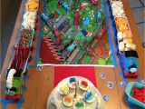 Thomas the Train Birthday Party Decorations Burdette Family Creations Thomas the Train Birthday Party