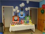 Thomas the Train Birthday Party Decorations Thomas the Train Birthday Party Ideas Photo 4 Of 63