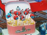 Thomas the Train Birthday Party Decorations Train Party Ideas Kara 39 S Party Ideas