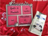 Thoughtful Birthday Gifts for Her Picture Frame Chocolate Diamonds Birthday Gift