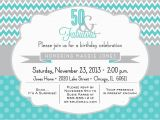 Tiffany Blue Birthday Invitations 50 Fabulous Chevron Birthday Invitation Diy Printable