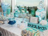 Tiffany Blue Birthday Party Decorations Breakfast at Tiffany 39 S Sweet 16 Party Tiffany Blue Sweet