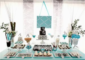Tiffany Blue Birthday Party Decorations Best 25 Tiffany Blue Party