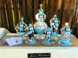 Tiffany Blue Birthday Party Decorations Kara 39 S Party Ideas Rustic Black White Tiffany Blue