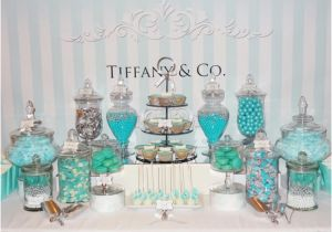 Tiffany Blue Birthday Party Decorations Tiffany Themed Sweet 16