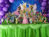 Tinkerbell Birthday Decoration Ideas Tinkerbell Balloons Decorations Party Favors Ideas