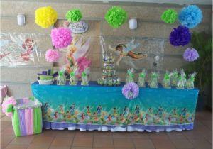 Tinkerbell Birthday Decoration Ideas Party For Girl Margusriga Baby
