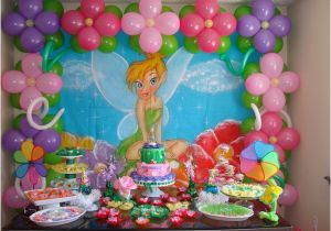 Tinkerbell Birthday Decoration Ideas Fairy Party The People Online