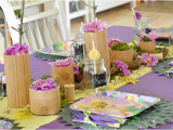 Tinkerbell Birthday Decoration Ideas Two Shades Of Pink Tinkerbell Party Diy Ideas