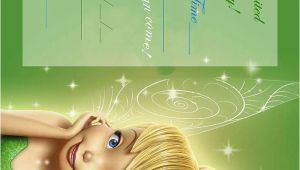Tinkerbell Birthday Invites Tinkerbell Invitation for Birthday Quotes Quotesgram