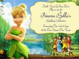 Tinkerbell Birthday Invites Tinkerbell Invitations Digilal File by Simplymadebymsb On Etsy