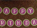 Tinkerbell Happy Birthday Banner Tinkerbell Happy Birthday Banner Tink Birthday Party Jake