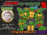 Tmnt Birthday Invites Free Printable Ninja Turtle Birthday Party Invitations
