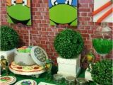 Tmnt Birthday Party Decorations Ninja Turtle Birthday Ideas Wissit org
