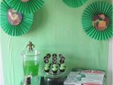 Tmnt Birthday Party Decorations Ninja Turtle Party Ideas