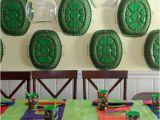 Tmnt Birthday Party Decorations Teenage Mutant Ninja Turtle Party Ideas