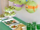 Tmnt Birthday Party Decorations Tmnt Party Creative Juice