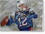 Tom Brady Birthday Card New England Patriots Greeting Cards for Sale