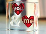 Top 10 Romantic Birthday Gifts for Her Spaceform You Me Glass Romantic Love Gift Ideas for Her
