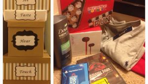 Top 5 Birthday Gifts for Him 5 Senses Gift for My Boyfriends Birthday All Of His
