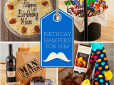 Top Birthday Gifts for Him 2015 Birthday Hampers at Netflorist the Rambling Rose