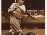 Topps Babe Ruth 100th Birthday Card 1995 topps Scans Lifetime topps Project