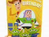 Toy Story Birthday Cards Dan the Pixar Fan toy Story Birthday Card Target 2016
