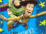 Toy Story Birthday Cards toy Story Woody Buzz Lightyear Blast Off to A Great