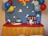 Toy Story Birthday Decoration Ideas toy Story Birthday Party the Decorations the Sensible Home