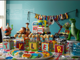 Toy Story Birthday Party Decoration Ideas Guest Party toy Story Birthday
