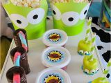 Toy Story Birthday Party Decoration Ideas Kara 39 S Party Ideas Quot You 39 Ve Got A Friend In Me Quot toy Story