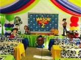Toy Story Decorations for Birthday Party toy Story Birthday Quot toy Story 2nd Birthday Party
