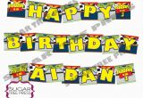 Toy Story Happy Birthday Banner Printable toy Story 3 Inspired 39 Happy Birthday 39