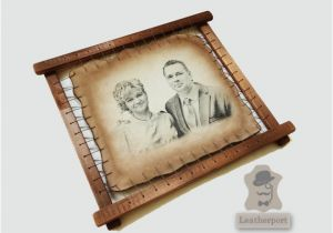 Traditional 30th Birthday Gifts For Her 10 Year Anniversary 20th 10th 25th Wedding By Leatherport