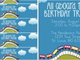 Train Birthday Card Printable Train themed Birthday Party Free Printables Tip Junkie