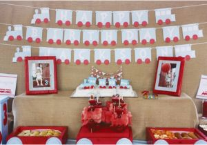 Train Decorations for Birthday Party Choo Choo A Train Party B Lovely events