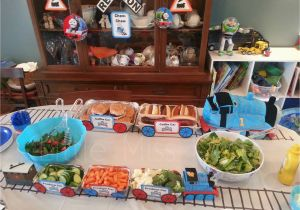 Train Decorations for Birthday Party Kids Birthday Party Ideas Thomas the Train Party Ideas