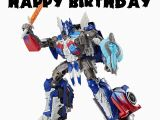 Transformers Birthday Cards Free Transformers Birthday Greeting Cards