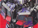Transformers Birthday Cards Transformers son Birthday Card with Badge Cardspark